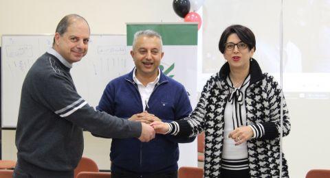 الباحثة د. منال حاج زاروبي مديرة علمية لمركز ابحاث الجليل