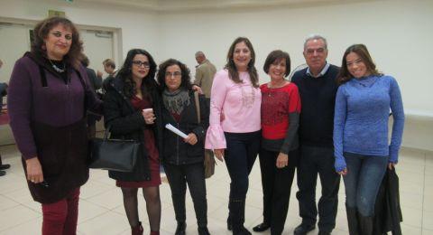 نادي حيفا الثقافي يحتفي بالكاتبة فدى جريس في أمسية إشهار مجموعتها القصصية
