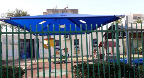 بلدية عكا تنهي أعمال الترميم في روضة عباد الشمس في عكا القديمة