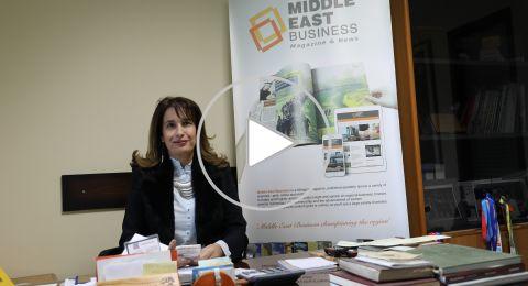 فيديو .... سيدة الأعمال أمل ضراغمة المصري تتحث لبكرا عن عملها ومكانة المرأة