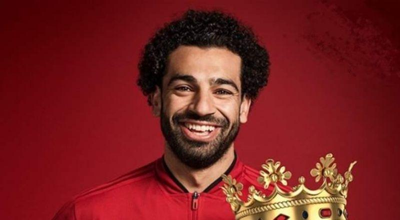 محمد صلاح يتوج بلقب أفضل لاعب أفريقي