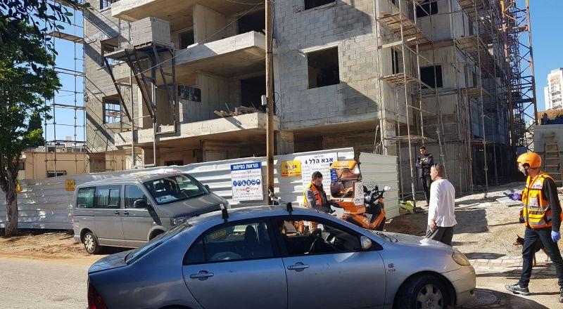 مصرع عامل اثر سقوطه عن الطابق الرابع في ورشة بنتانيا