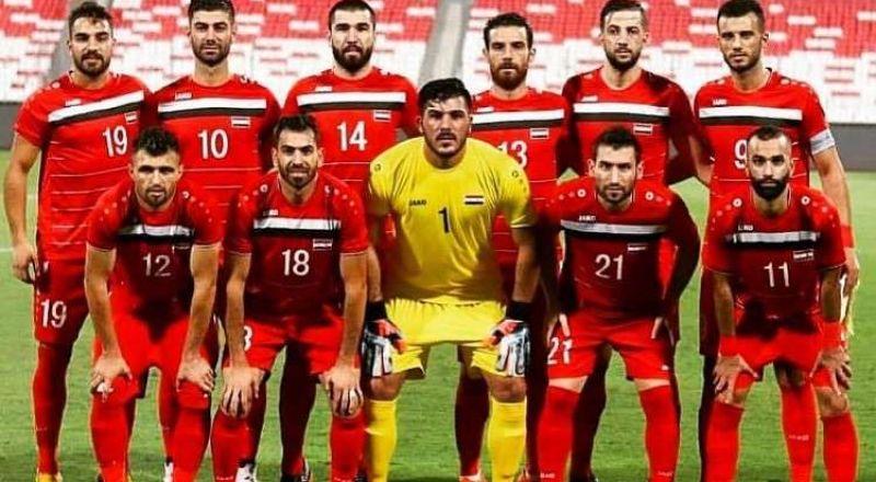 ضربة موجعة للمنتخب السوري في كأس آسيا