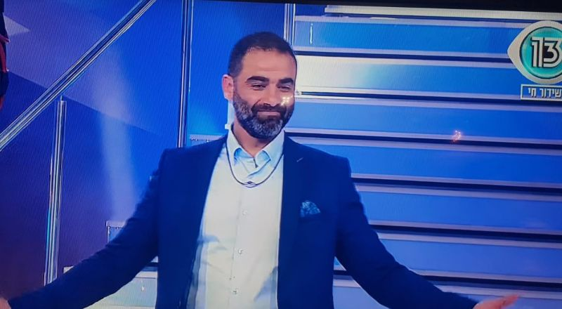 النصراوي هشام سليمان يتألق في برنامج