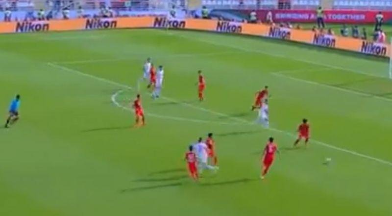 المنتخب الايراني يتقدم على نظيره الفيتنامي (2-0)