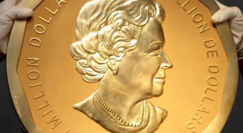 بدء محاكمة متهمين بسرقة أكبر قطعة نقدية ذهبية في العالم