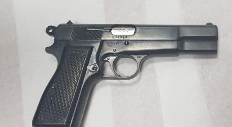 زلفة: اعتقال امرأة بشبهة حيازة السلاح
