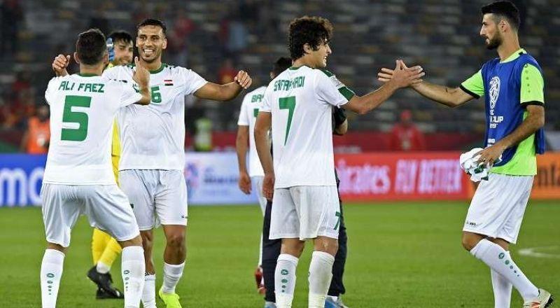 المنتخب العراقي يبلغ ثمن نهائي كأس آسيا