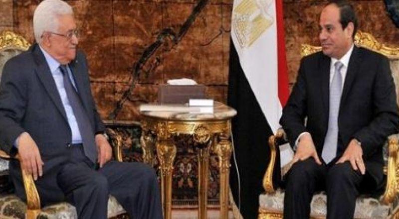 السيسي لعباس: مصر ستواصل جهودها مع الأطراف الفلسطينية لتحقيق المصالحة