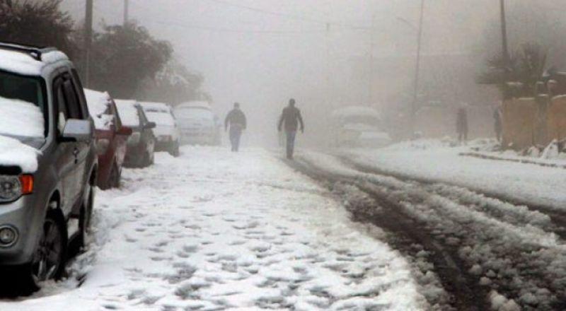 حالة الطقس: منخفض جوي غداً والأربعاء ثلوج على المرتفعات