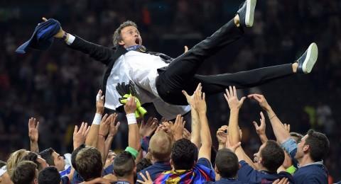 انريكي يريد مغادرة برشلونة .. وهذا هو بديله!
