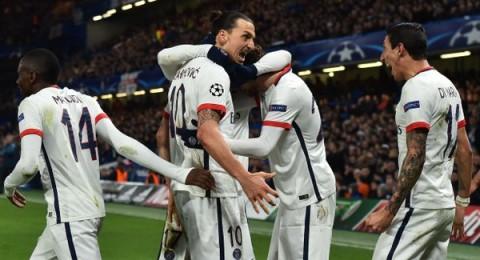 باريس سان جيرمان يُجدّد فوزه على تشيلسي ويتأهّل إلى ربع نهائي الأبطال