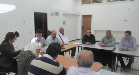 خطوات عملية أولية لمعالجة قضية خزان (SO2) في مصنع فينيسيا