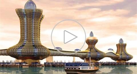 مدينة علاء الدين قريباً في دبي