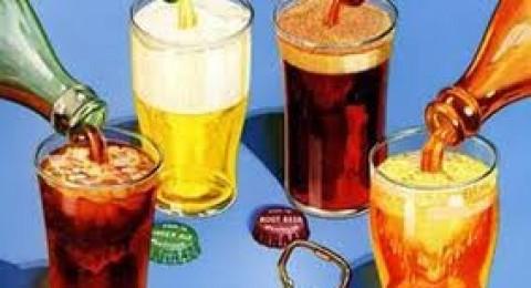 توقف وفكر قبل تناول المشروبات الغازية