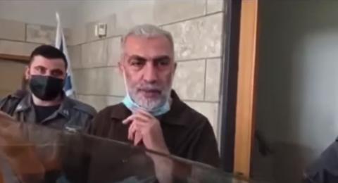 تمديد اعتقال الشيخ كمال خطيب حتى الانتهاء من الاجراءات القانونية .. المحامون