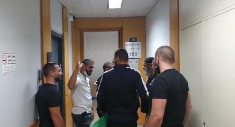 طمرة: إطلاق سراح عدد من المعتقلين
