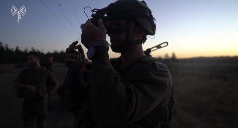 الجيش الاسرائيلي يقبض على أحد المتسللين من لبنان