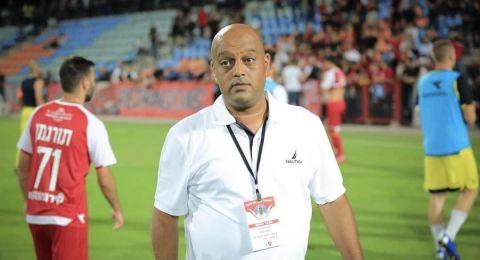 احمد ابو العم يستقيل من صفوف الأحمر الفحماوي