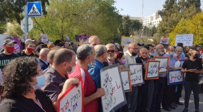 لجنة المتابعة العليا تدعو لأوسع مشاركة في مظاهرة الشّيخ جرّاح يوم غد الجمعة