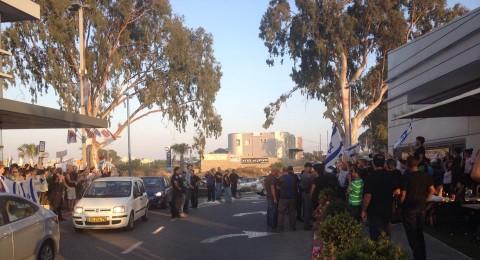 برديس حنا: تظاهرات احتجاجية لليسار. واليمين يرد: اذهبوا الى غزة والجحيم