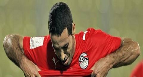 محمد أبو تريكة يدعو لـ قطاع غزة من قلب مونديال البرازيل