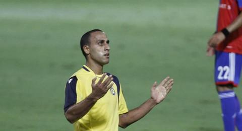 موجة العنصرية في البلاد تطول اللاعب مهران راضي