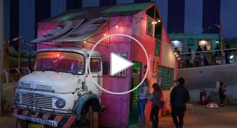 السيرك القديم المتنقل يعود للحياة في البرازيل