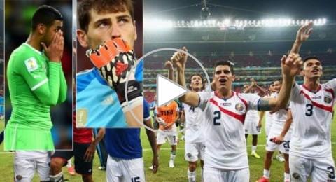 هولندا تظفر بالمركز الثالث بتغلبها على البرازيل بثلاثية بيضاء
