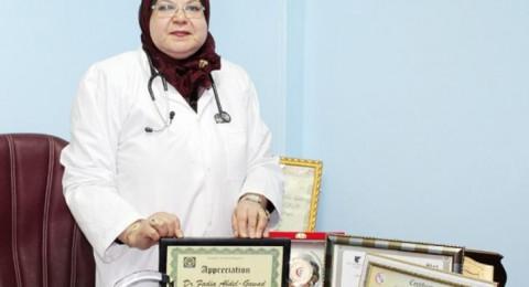 تعرفوا على أول طبيبة صمّاء د. فادية عبدالجواد، لا تعترف بالمستحيل