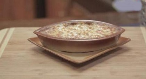 طريقة شوربة البصل والجبنة