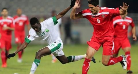 السعودية ترفض اللعب في فلسطين وتطلب نقل المباراة للاردن