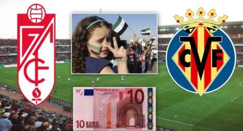 غرناطة الإسباني..يخصص 10 يورو للاجئي سوريا