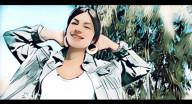 الفنانة نورس الحنين تطلق أغنية جديدة بعنوان