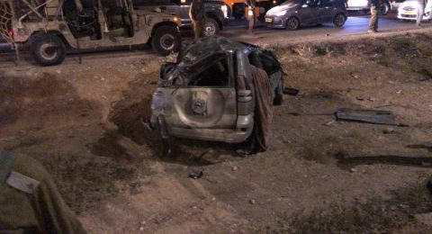 النقب: مصرع شاب عربي بحادث طرق مع مركبة عسكرية