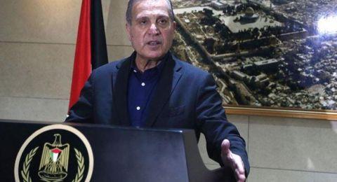 الرئاسة الفلسطينية: نرفض المساس بالرموز السيادية للدول العربية