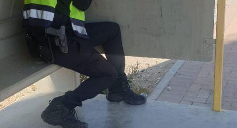 افراد شرطة المرور يحررون 611 مخالفة خلال نهاية الاسبوع الأخير على طرقات الضفة الغربية