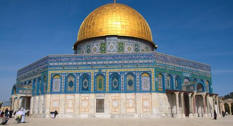 مأذون محكمة القدس يرفض عقد قران المخطوبين بسبب