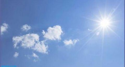 انخفاض حدة تأثير الموجة الحارة وانخفاض ملموس على درجات الحرارة