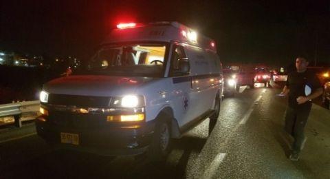 إصابة ثلاثة مستوطنين إسرائيليين أحدهم بجروح خطرة