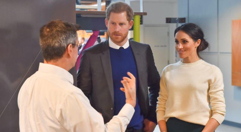 هاري وميغان ماركل يردان أموالاً طائلة إلى البريطانيين