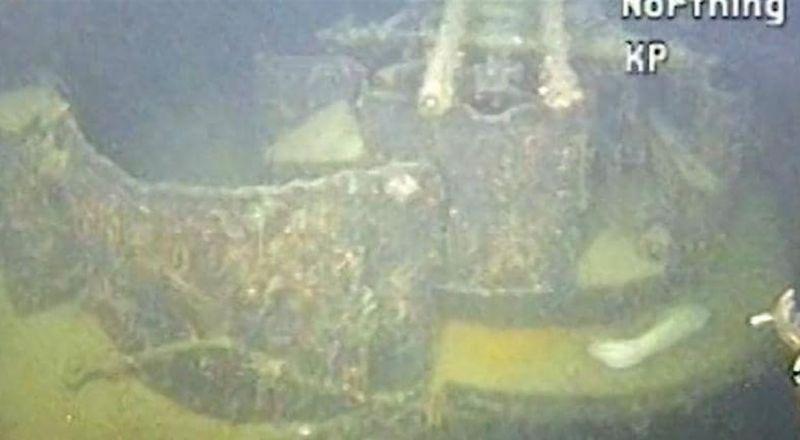 بالصدفة.. العثور على سفينة نازية بعد 80 عاما من إغراقها