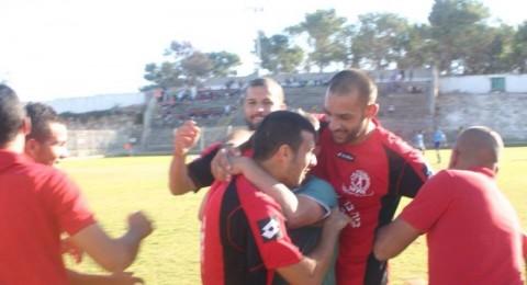 فوز كبير لابناء النجيدات على مـ كفرقرع (3-1)في افتتاح الدوري