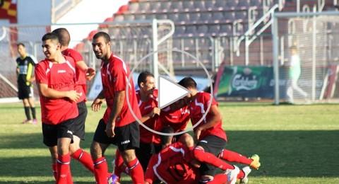 هـ سخنين يفوز على بلدي كابول (4-3)في مباراة دراميتكية