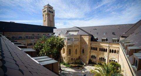 القدس: ادانة فلسطينية لاقتحام شرطة الاحتلال مستشفى المطلع