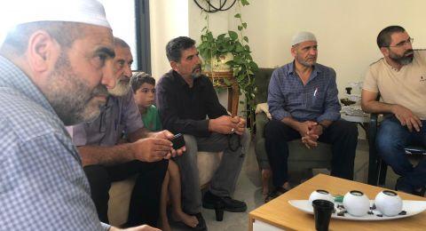عارة: والد القتيل محمد عدنان حمدان يناشد بوقف جرائم القتل