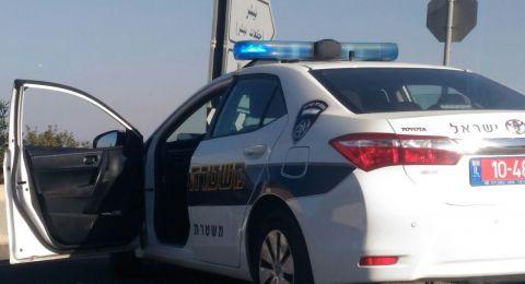طمرة: إلقاء القبض على المشتبه بحادثة السطو على محطة الوقود الليلة الماضية