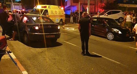 حيفا: اصابة خطرة لشاب عربي بعد اطلاق النار عليه
