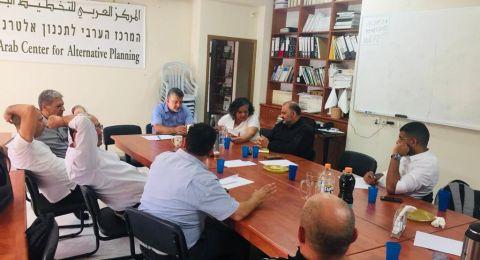 د. منصور عباس: لقاءاتنا مع الوزراء وقيادات مؤسسات الدولة ضرورية لمجتمعنا في محاربة الجريمة