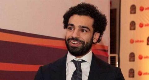 محمد صلاح يحصل على جائزة